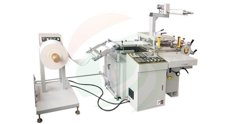 electrode cutting machine