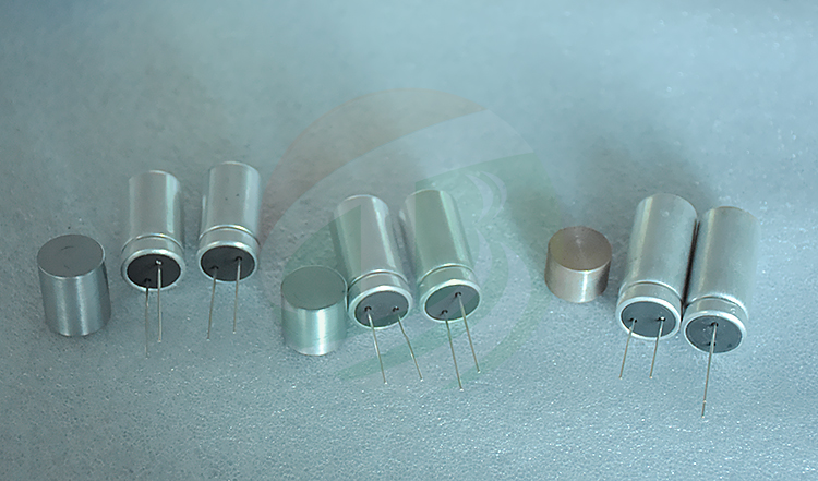 Aluminum case supercapacitor