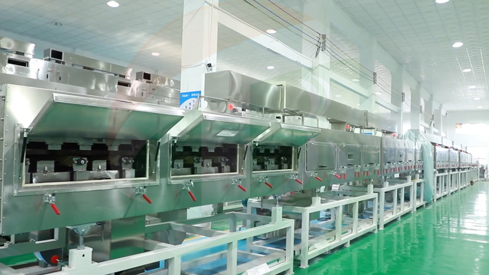 battery electrode coating machine