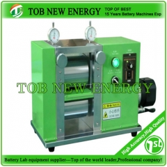 Electric Lab Roll Press Machine