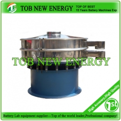 Rotary Vibrating Screen For Battery