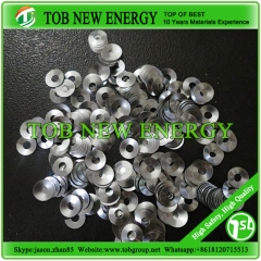 Button cell Stainless Steel spring-2032