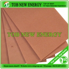2.5mm 120ppi Copper Foam For