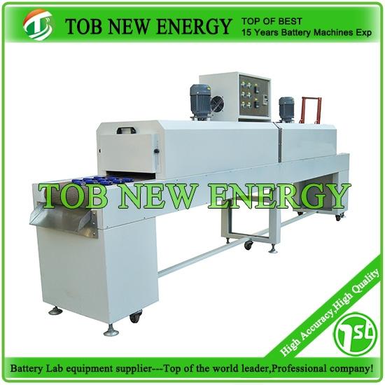 heatshrink machine