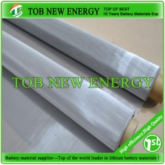 0.14mm Nickel Mesh For Lithium