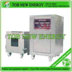 Battery short circuit testing machine