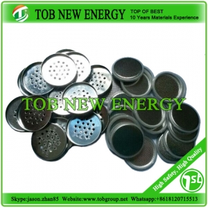 2032 lithium air button cell