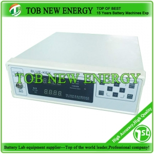Battery Voltage and Resistance Tester