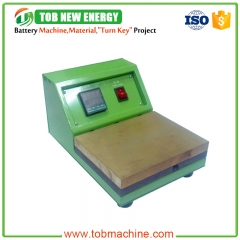 Laboratory Battery Edge Hotting Machine