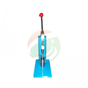 Manual Powder Press Machine