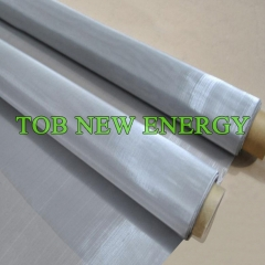 0.05mm Nickel Mesh For Lithium
