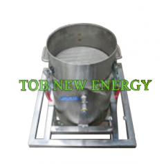 China Leading 30L Vacuum Filter For Battery Slurry Manufacturer