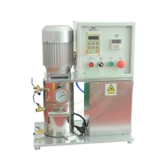 5L Customized Volume Vacuum Mixer For Lithium Battery Slurry Laboratory Mixing