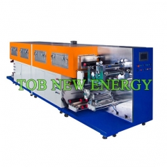China Leading Small Multifunctional Coating Machine For Battery Electrode Manufacturer