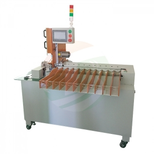 10 Channel automatic battery sorter