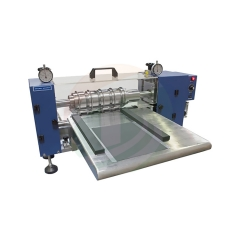 Semi Automatic slitting Machine For
