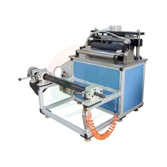 Battery Electrode Shear Cutting Machine