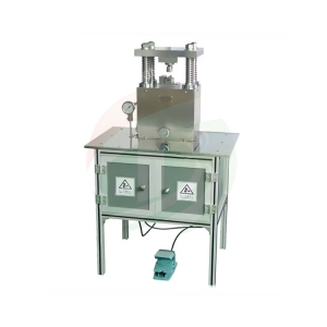 Electric riveting press machine