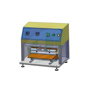 Simple edge sealing machine