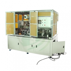 Semi automatic laminated machine for
