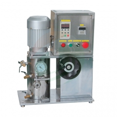 Lab Vacuum Mixer With Handwheel