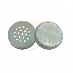 China Leading 2032 lithium air button cell case with meshed-304ss Manufacturer