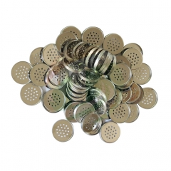 China Leading High quality Meshed cr2032 coin cell case Manufacturer