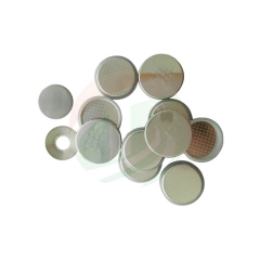China Leading 2032 button cell top case and bottom case- 316 stainless steel Manufacturer
