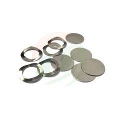 316SS Button cell Spacer 15.8