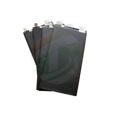 China Leading Black Aluminum Laminated Film for polymer lithium battery case Manufacturer