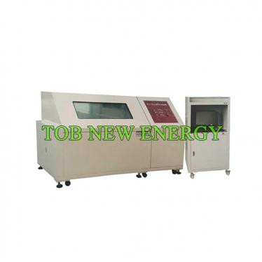 China Leading Horizontal Computer Control Power Battery Crush Testing Machine Manufacturer