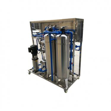 industrial deionized water systems