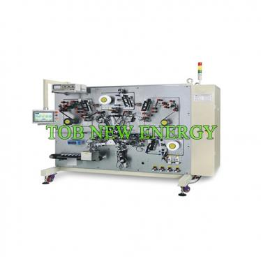 China Leading Supercapacitor and Cylinder Battery Winding Machine Manufacturer