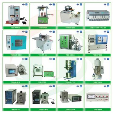 China Leading Button Cell Production Line Manufacturer