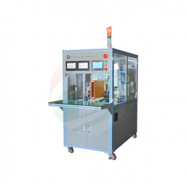 China Leading Automatic Double-side Cylindrical Batteries Pack Spot Welding Machine Manufacturer