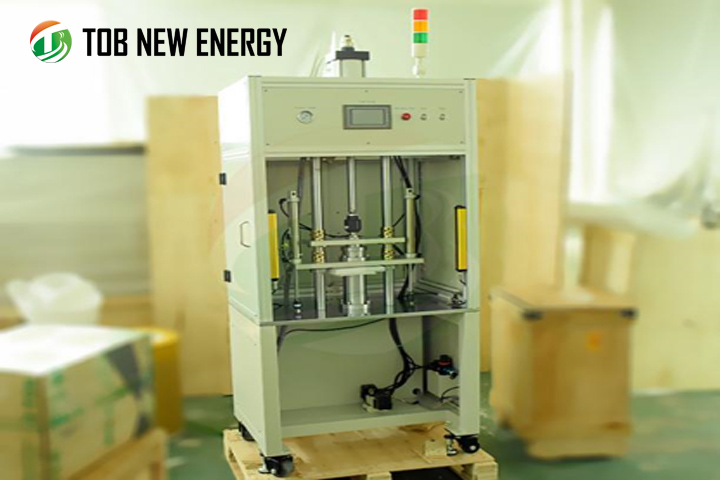 Battery Cell Feeding Machine for Supercapacitor